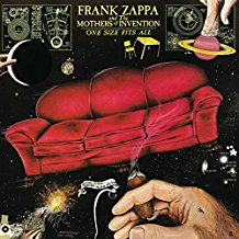 Frank Zappa & The Mothers of Invention - One Size Fits All LP