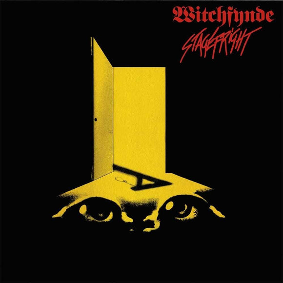 Witchfynde - Stage Fright - LP