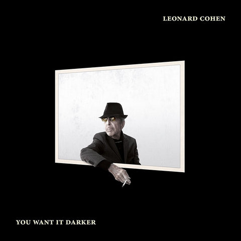 Leonard Cohen - You Want It Darker CD