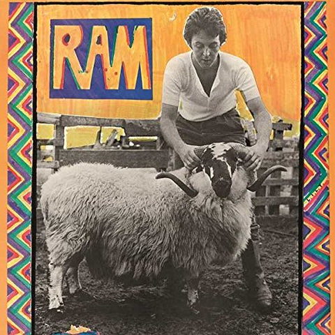 Paul McCartney - Ram LP