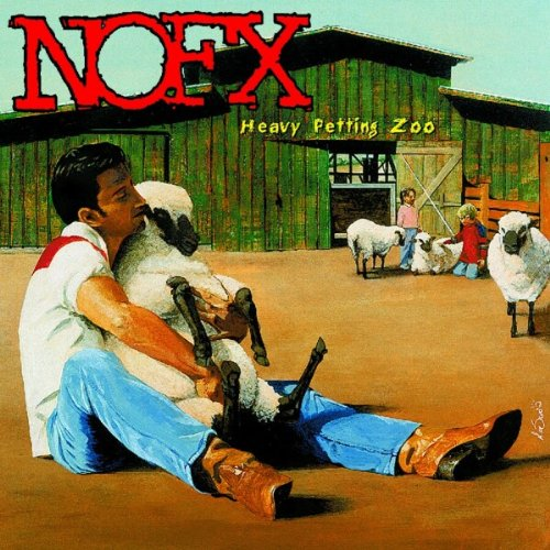 NOFX - Heavy Petting Zoo - LP