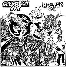 Operation Ivy - Hectic E.P. - LP