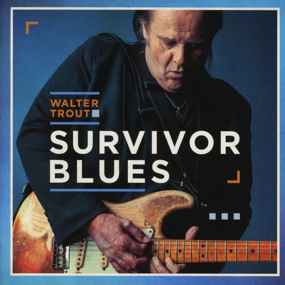 Walter Trout - Survivor Blues - 2 LPs