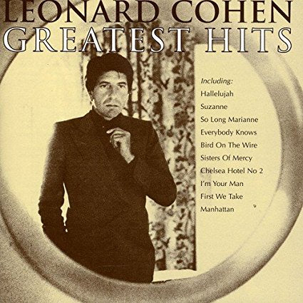 Leonard Cohen - Greatest Hits LP (Pre-Order)