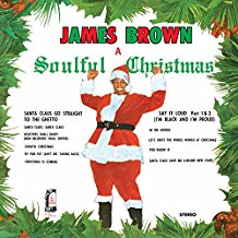 James Brown - A Soulful Christmas - LP