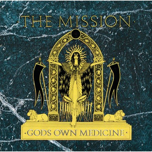 The Mission - Gods Own Medicine LP