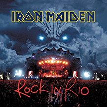 Iron Maiden - Rock in Rio - 3LP