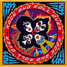 KISS - Rock and Roll Over - LP