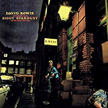 David Bowie - The Rise and Fall of Ziggy Stardust and the Spiders from Mars - LP