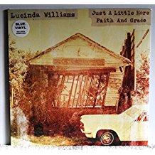 Lucinda Williams - Just A Little More Faith and Grace - LP