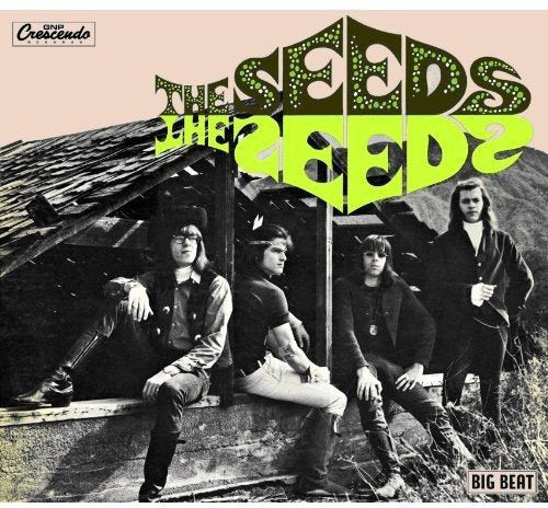 The Seeds - S/T - CD