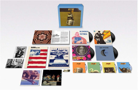 Kinks - Arthur - CD Box