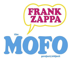 Frank Zappa - The Mofo Project Object - 2CD