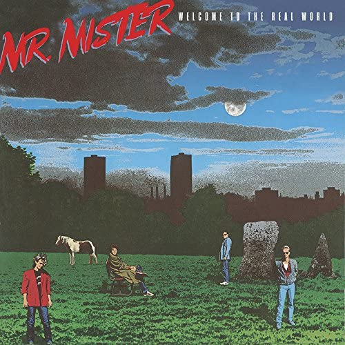 Mr. Mister - Welcome To The Real World - CD