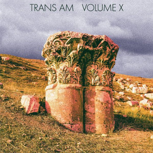 Trans Am - Volume X - CD
