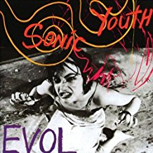 Sonic Youth - Evol - LP