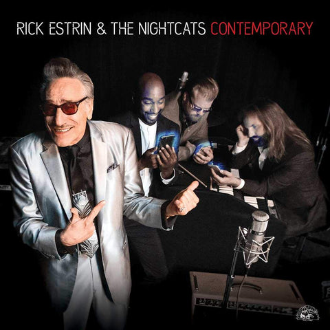 Rick Estrin & The Nightcats - Contemporary - CD