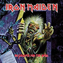 Iron Maiden - No Prayer for the Dying - LP