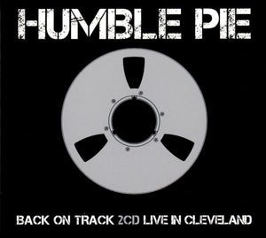 Humble Pie - Back On Track / Live - 2CD