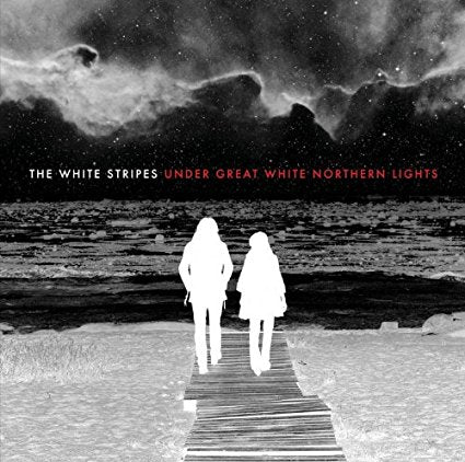 White Stripes - Under Great White Northern Lights - 2 LPs