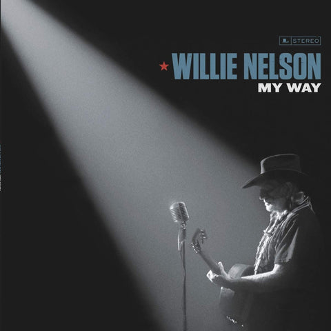 Willie Nelson - My Way LP