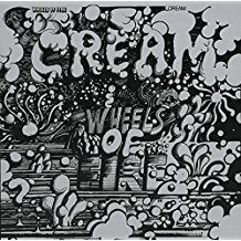 Cream - Wheels of Fire - 2 LPs