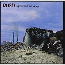 Rush - A Farewell to Kings - CD