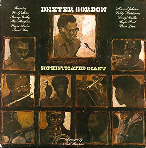 Dexter Gordon - Sophisticated Giant - LP