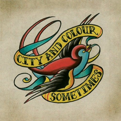 City and Colour - Sometimes - 2 LPs