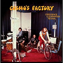 Creedence Clearwater Revival - Cosmo's Factory - LP