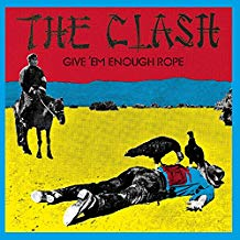 The Clash - Give 'Em Enough Rope - LP