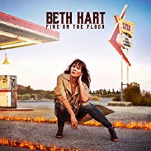 Beth Hart - Fire on the Floor - LP