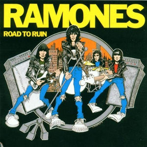 Ramones - Road To Ruin - LP