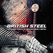 British Steel - The Rising Force of British Heavy Metal - LP