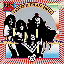 KISS - Hotter Than Hell - LP