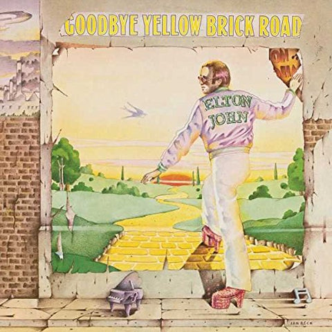 Elton John - Goodbye Yellow Brick Road - 2 LPs