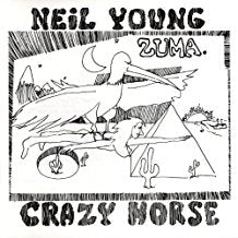 Neil Young - Zuma LP