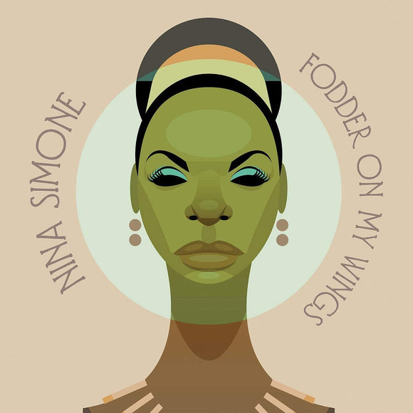 Nina Simone - Fodder On My Wings - CD