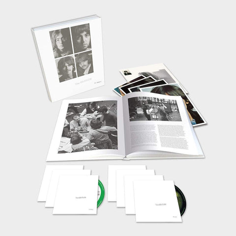 The Beatles - White Album Box Set CD