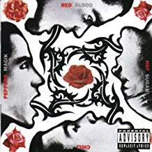 Red Hot Chili Peppers - Blood Sugar Sex Magic - LP