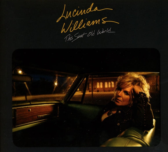 Lucinda Williams - This Sweet Old World - CD