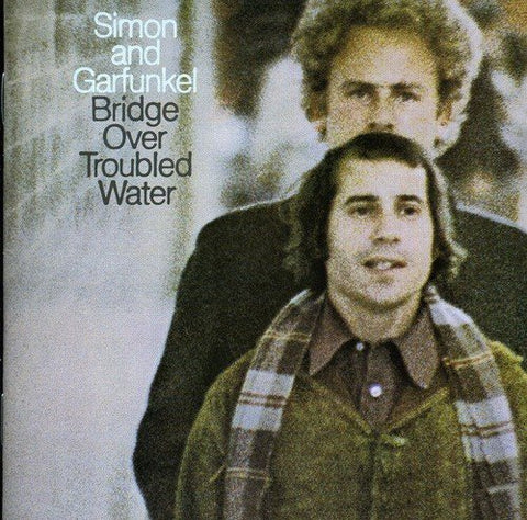 Simon and Garfunkel - Bridge Over Troubled Water LP