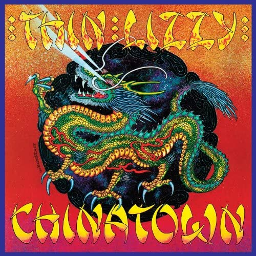 Thin Lizzy - Chinatown - LP