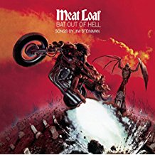 Meat Loaf - Bat Out of Hell - LP