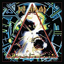 Def Leppard - Hysteria - 2 LPs