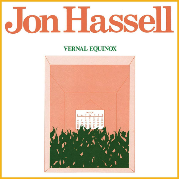 Jon Hassell - Vernal Equinox - CD