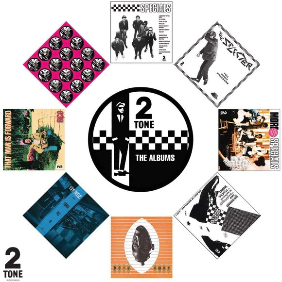 2 Tone - The Albums - 8CD