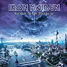 Iron Maiden - Brave New World - 2LP