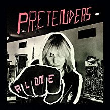 The Pretenders - Alone - LP