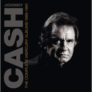 Johnny Cash - The Complete Mercury Recordings (1986 - 1991) -7CD